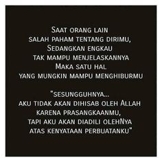 52 Best Kutipan Harian Images Islamic Quotes Quotes