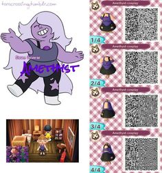 Qr codes animal crossing and animal crossing qr on pinterest