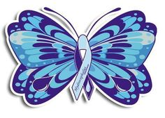 72a3c3d2f971a Details about Hydrocephalus Awareness Butterfly Sticker Decal or Magnet