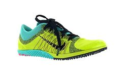 best website b25e4 31ea6 Nike Womens Zoom Victory XC Fierce GreenBlackHyper Jade Running Shoes US 7   You can get more details by clicking on the image.