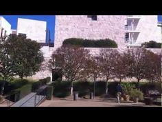 ▶ GETTY GARDEN--REBAR TREES - YouTube