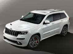 #Jeep Grand Cherokee SRT Limited Edition