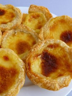 Great British Bake Off: Pasteis de nata