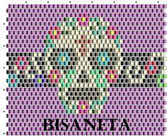 Bisaneta: DIA DE MUERTOS:Reto Beads Perles
