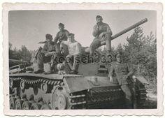 Foto Panzer III Kampfwagen Panzermänner Wehrmacht Bielefeld Ostwestfalen ..... !   eBay