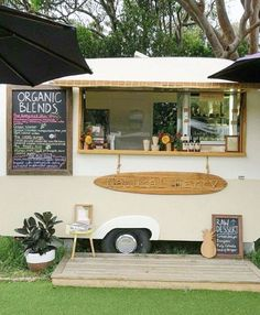 Organic Blends - Juice Truck