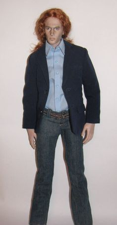 ON Sale 20% Set 1 Classic Jeans +1 Classic shirts+Jacket  for aGatti mCC body by NatZayShop on Etsy