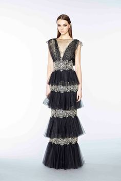 Marchesa Pre-Fall 2015 Collection Photos - Vogue