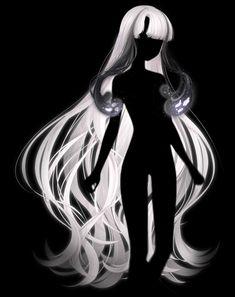 Manga Hair, Anime Hair, Hair Reference, Art Reference Poses, Cosplay Outfits, Anime Outfits, Aquarius Art, Pelo Anime, Angel Artwork