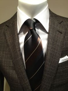 Zegna Shirt and Tie.