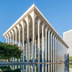 The Northwestern National Savings Bank, designed by Unique Architecture, Space Architecture, Futuristic Architecture, Classical Architecture, Ancient Architecture, Great Buildings And Structures, Modern Buildings, Banks Building, Building Design