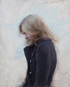 Oil Painting -  Chelsea ARTIST: Jeremy Lipking
