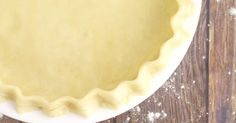 Easy, flaky, no-fail pie crust recipe that comes out perfect, flaky, and delicious. Every. Time. This No Fail Pie Crust Recipe will be the star of the show