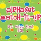 This is a set of 5 alphabet matching games (matching uppercase letters to lowercase letters) that will be perfect for an ABC center at the beginnin...