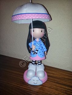 Nueva muñequita tipo gorjuss