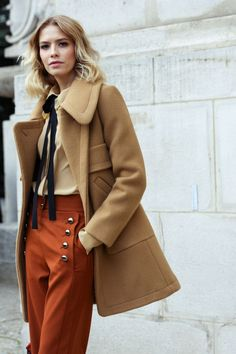 Street Style: Haute Couture Spring 2015 - Elle