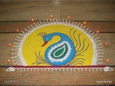 Diwali Rangoli-2
