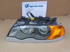 01-03 BMW 330ci 325ci Convertible Coupe Left LH Driver HID Xenon Headlight OEM