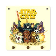 Coleção quadrinhos Star Cats - Cat Club