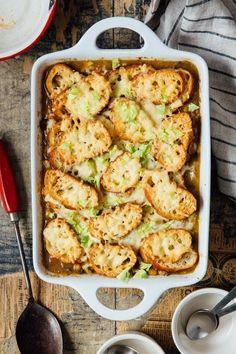 French Onion Soup Casserole