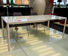 Glossy di kartell tavoli rotondi round tables pinterest