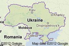Ukraine - Belgorod-Dnestrovskyy, Berdyansk, Ilychevsk, Ismael, Kherson, Mariupol and Odessa