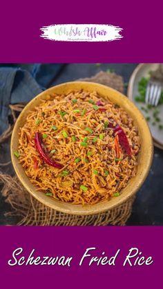 Puri Recipes, Veg Recipes, Spicy Recipes, Indian Food Recipes, Cooking Recipes, Recipes With Schezwan Sauce, Maggi Recipes, Chaat Recipe, Vegetarian Snacks