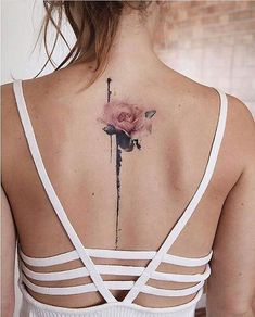 "189 Likes, 4 Comments - Inspirational Tattoos Ideas (@inspirational_tattoos_ideas) on Instagram: ""Incredibly delicate flower tattoo  