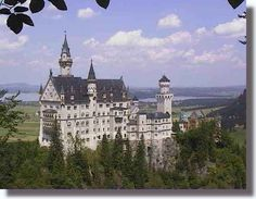 CASTLES OF GREECE | One of Ludwig s Castles Neuschwanstein - Hotels & More about Ludwig s ...