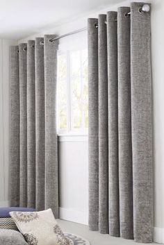 curtains in gray living room tropical accessories 42 best grey images curtain panels if you like might love these ideas
