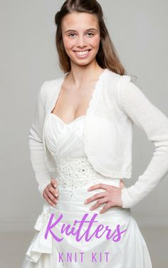 b396f4efd9c046 Bridal Jacket I Wedding Bolero I Knit Cardigan I Wedding Sweater Bride