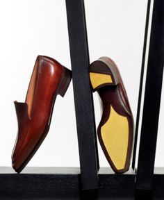 The World's Best Men's Shoes | when you want something more than just a luxury brand