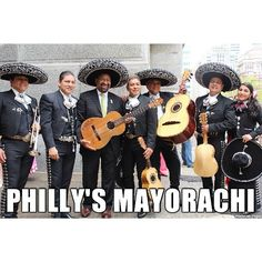 Philly's #Mayorachi! #philly #philadelphia #phl #mariachi #igers_philly #instaphily