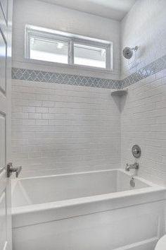 Best 25+ Subway tile bathrooms ideas only on Pinterest   Tiled bathrooms, White subway tile shower and Bathrooms