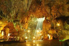 Jatijajar Cave, Kebumen, Central Java