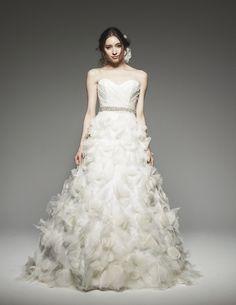 ハツコ エンドウ ウェディングス(Hatsuko Endo Weddings) 銀座店 № 3416 BLISS by Monique Lhuillier