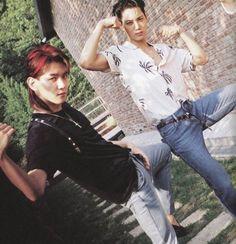 Baekhyun and Kai