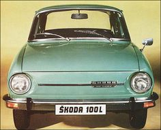 Škoda 1973 Old Bangers, Bus Engine, Train Map, Advertising History, Work Horses, Car Posters, Old Cars, Supercars, Cars And Motorcycles