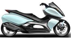 CONCEPT Scooter - F&Fdesign studio Architecture & Design