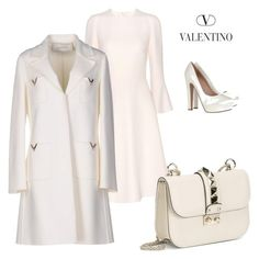 """""""All VALENTINO"""" by nurinur ❤ liked on Polyvore featuring Valentino"""