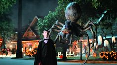 Think you know the whole story about the giant talking spider and his #SkittlesWeb this Halloween? Well, prepare your mind for a touching story of… friendshi...