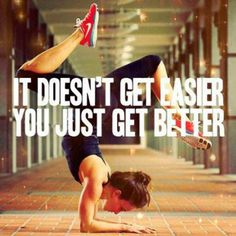 You just get better! one of these days i really want to be able to hold some of these amazing poses. that's my goal :)