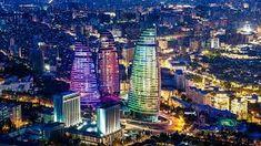 Baku is the capital and largest city of Azerbaijan. The largest city on the Caspian Sea and of the Caucasus region. Azerbaijan Travel, Baku Azerbaijan, Brunei, Montenegro, Verona, Sri Lanka, Bucket List For Girls, Bósnia E Herzegovina, Dubai