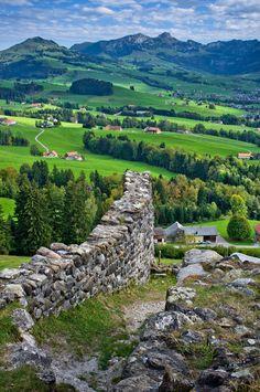 Appenzellerland, Canton of Appenzell Innerrhoden, Switzerland