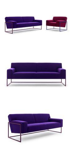 Leather sofa BOAVISTA | Sofa - LEOLUX | Leolux | Pinterest ...