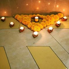 Diwali Decorations, Festival Decorations, Flower Decorations, Rangoli Designs Flower, Flower Rangoli, Stage Background, Backdrops, Traditional, Floral Designs