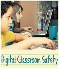Teaching children about digital classroom safety will enable them to enjoy their digital learning with a sense of security.