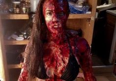 TOP FIVE GORIEST HORROR MOVIES!  http://wesleythomashorror.blogspot.com/2015/07/top-five-goriest-horror-movies.html