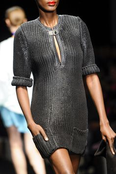Allude Paris S/S '13   how can you not love this simple chic style?