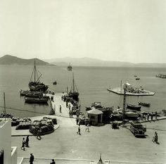 TRAVEL'IN GREECE   Naxos, 1954, #Greece, #travelingreece
